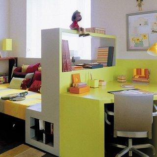 Cum poti amenaja un birou in camera copilului