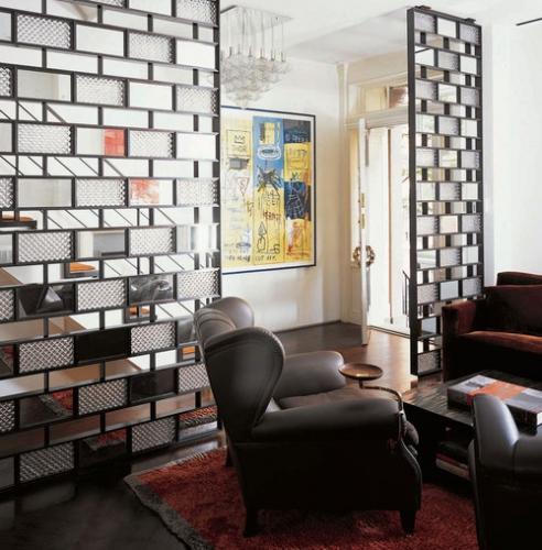 Cum poti separa o camera in zone diferite doar cu ajutorul pieselor de mobilier
