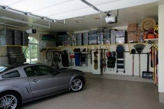 Cum sa iti organizezi garajul