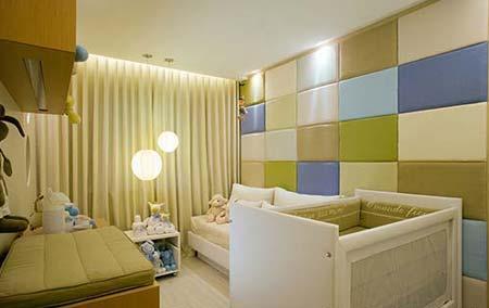 Camera multifunctionala pentru bebelusi