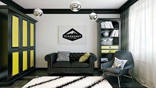 Dormitor cu canapea extensibila