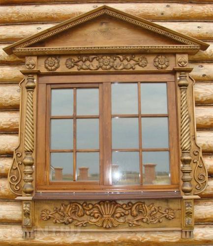 Lezene ornamentale pentru ferestre