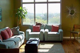 Decor simplu de sufragerie mica