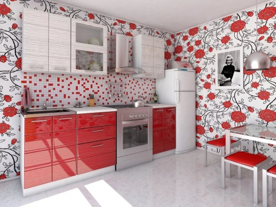 Tapet lavabil bucatarie - Iata cam cum l-ai putea folosi cat mai frumos