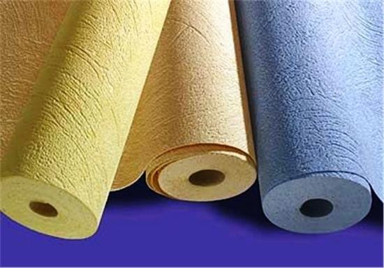 Tipuri de tapet din fibra de sticla