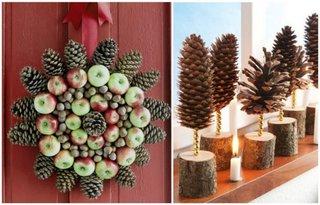 Idei decorare geamuri pentru sarbatori de iarna