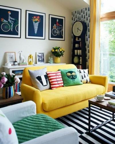 Cum decoram spatiile mici