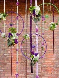 Decoratiune de gradina suspendata
