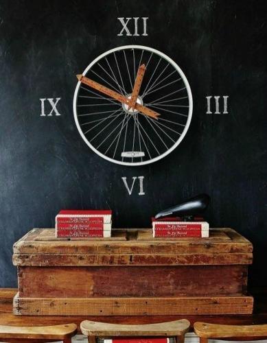 Idei briliante de refolosire a bicicletelor vechi
