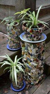 Ghivece pentru florile din gradina