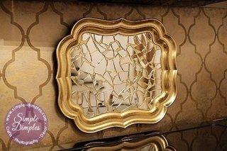 Realizarea unei noi oglinzi din bucati