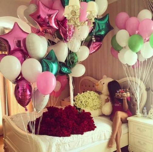 Idee decorare dormitor de sfantul valentin