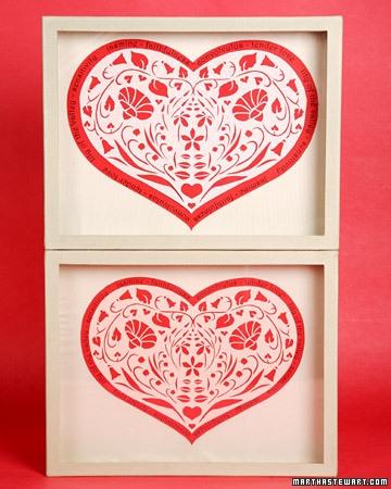 Tablouri cu inimioare cadou ideal pentru ziua indragostitilor