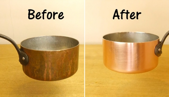 Cum putem curata rapid si usor obiectele din cupru