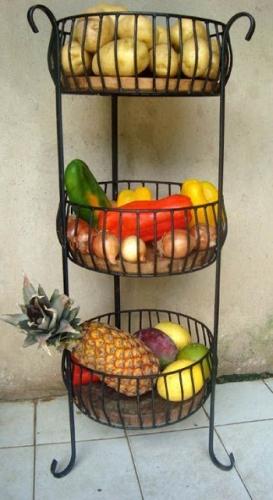 Cosuri legume din fier forjat