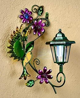 Felinar decorativ din fier forjat