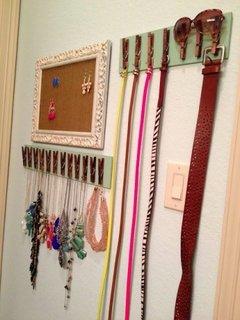 Suport de perete pentru chei si accesorii