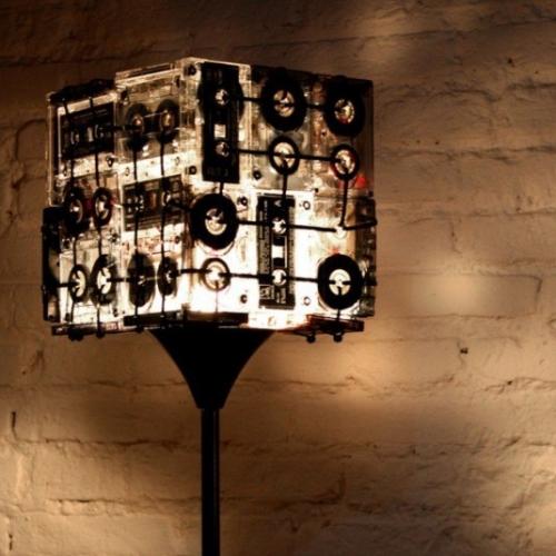 Abajur pentru lampi sau lampadare
