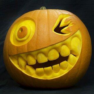 Dovleac sculptat de Halloween.jpg