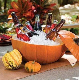 Varianta inedita pentru servirea bauturilor de Halloween