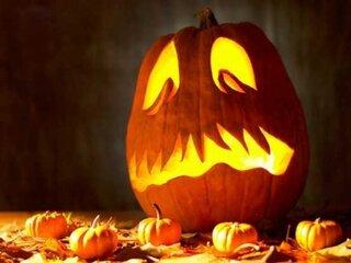 Idee decorare dovleac de Halloween