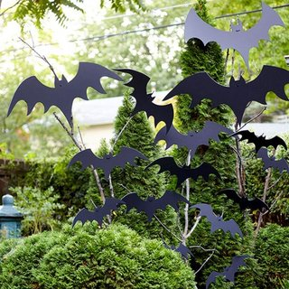 Lilieci zburatori in copaci