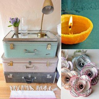 Idei de accesorii colorate pentru amenajari interioare