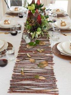 Traversa de masa din ramurele