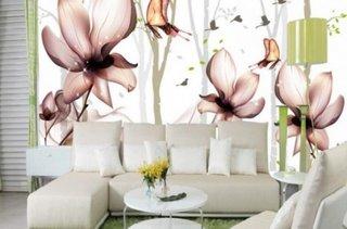 Design cu flori living