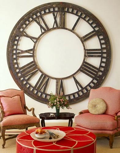 Cadran decorativ ceas