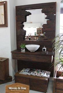 Oglinda unica baie