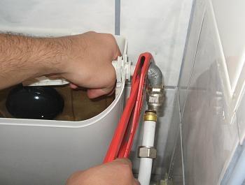 Flotor wc desfacere cot