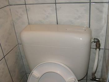 Demontare flotor WC
