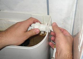 Flotor wc vechi