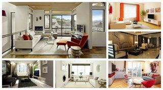 Design livinguri mici