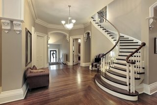 Design interior hol casa