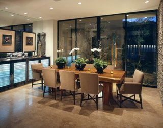 Decor modern dining