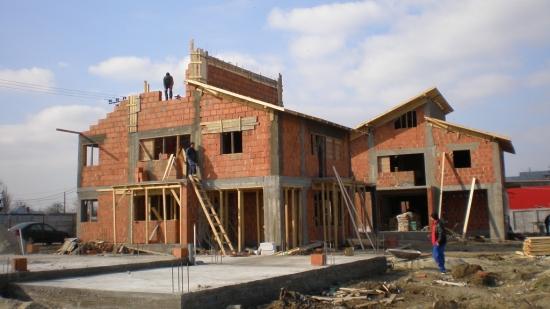 Constructie casa in regie proprie