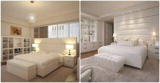 Amenajare dormitor alb idei geniale