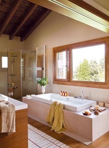 Dormitoare cu dressing si baie - idei originale de amenajare