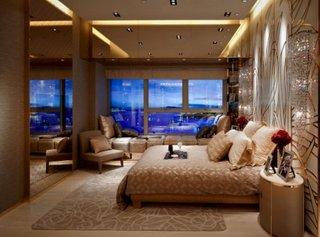 Dormitor modern de lux