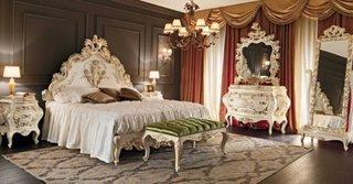 Design francez dormitor