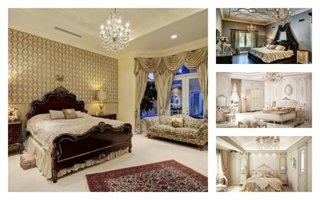 Dormitoare in stil frantuzesc