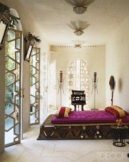 Dormitor marocan original
