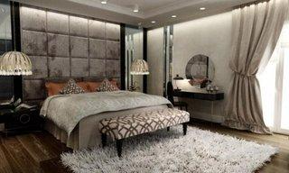 Decor dormitor clasic modern