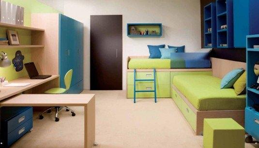 10 dormitoare pentru doi copii
