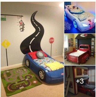 Modele de dormitoare pentru 2 copii