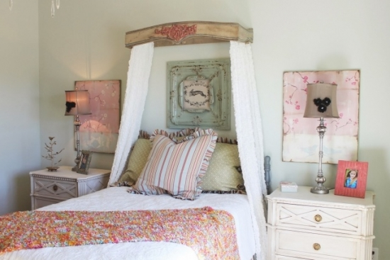 Model de pat shabby chic