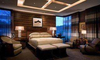 Draperii transparente dormitor