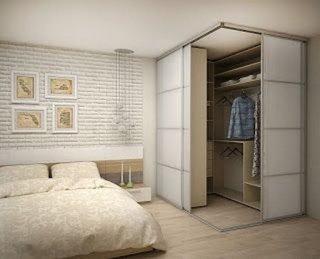Dressing mic dormitor